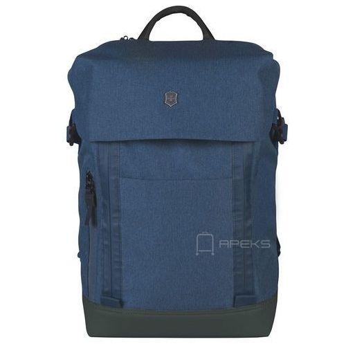 "Victorinox altmont classic deluxe flapover plecak na laptop 15,4"" / granatowy - blue (7613329045275)"