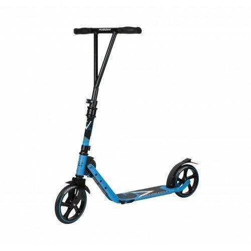 Hulajnoga HUDORA Big Wheel Generation V 205 składana duża 100 kg niebieska (4055149322120)
