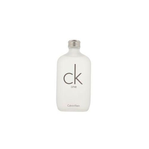 Calvin Klein CK One 200ml - produkt z kat. wody toaletowe dla kobiet