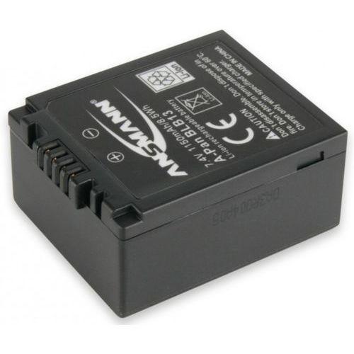 Akumulator ANSMANN do Panasonic A-Pan BLB 13 (1150 mAh) + DARMOWY TRANSPORT! (4013674006083)