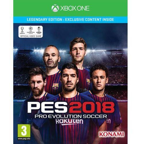 Pro Evolution Soccer 2018 (Xbox One) - OKAZJE