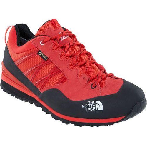 verto plasma ii gtx buty mężczyźni czerwony/czarny us 8,5 | eu 41 2018 buty turystyczne, The north face