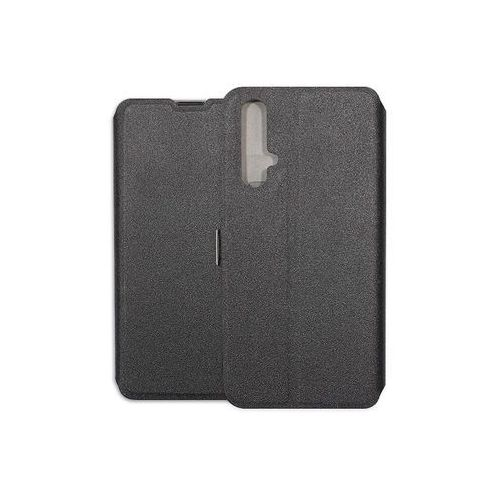 Huawei Honor 20 - etui na telefon Wallet Book - czarny, ETHW924WLBKBLK000