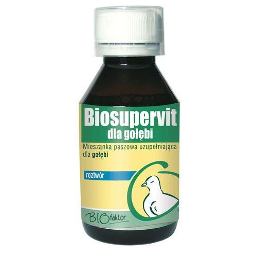 biosupervit - preparat witaminowy dla gołębi 100ml, marki Biofaktor