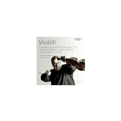 Complete Concertos & Sonatas Op.1-12 (5028421952000)