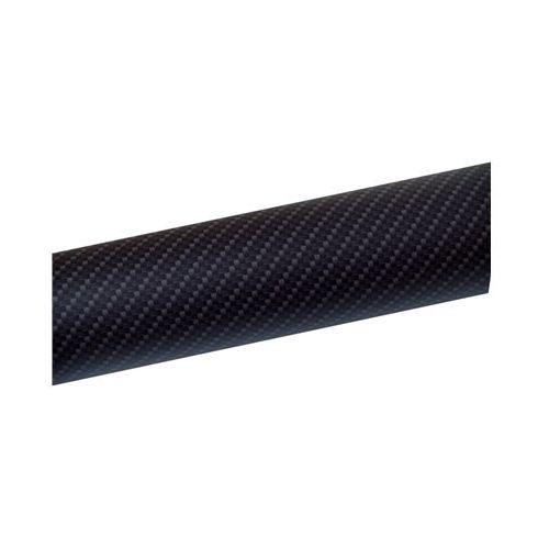 Folia carbon okleina tuning 2D 50x60 czarny mat (5900768802258)
