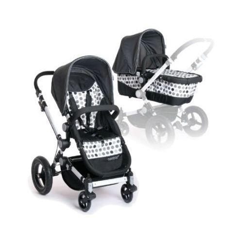 Osann wózek wielofunkcyjny beebop set generation 3, galaxy grey, marki Osann gmbh