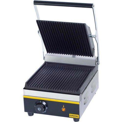 Kontakt grill pojedynczy GREDIL STALGAST 742010