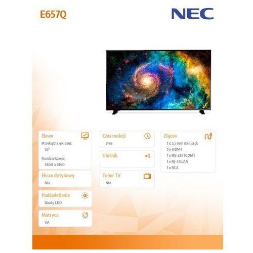 LED NEC E657Q