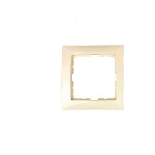 Ramka pojedyncza kremowa 5310118982 b.kwadrat berker marki berker