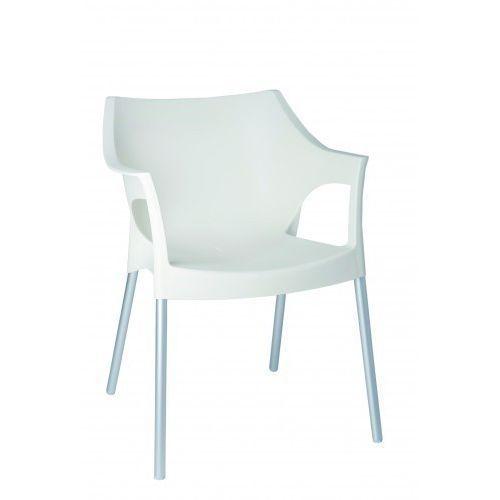Krzesło Pole białe (8411344016831)