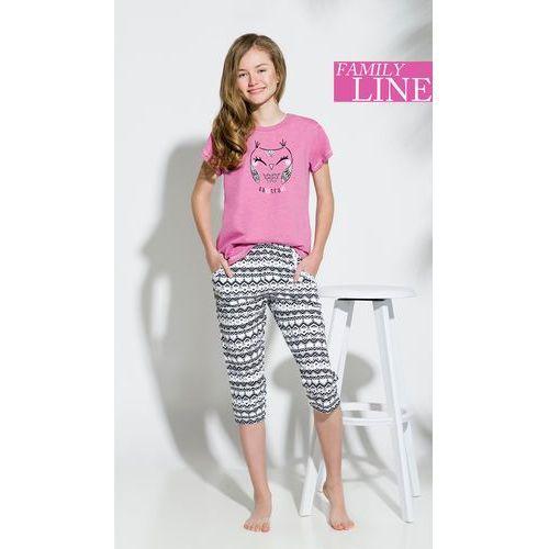 Piżama Taro Beki 2210 kr/r 146-158 '18 146, szary-biały wzór. Taro, 146, 152, 158, 5902192063489