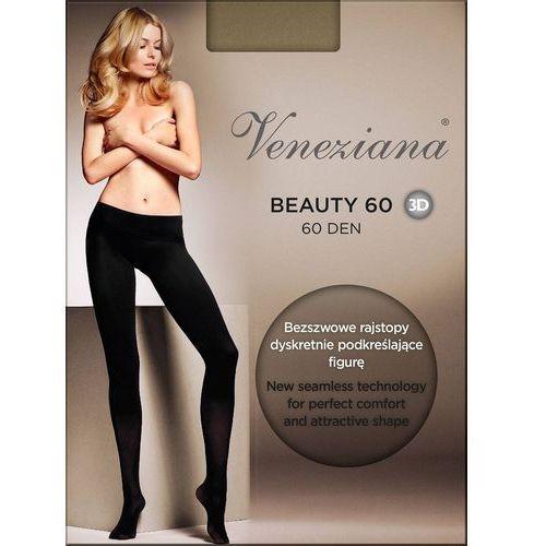 Rajstopy Veneziana Beauty 3D 60 den