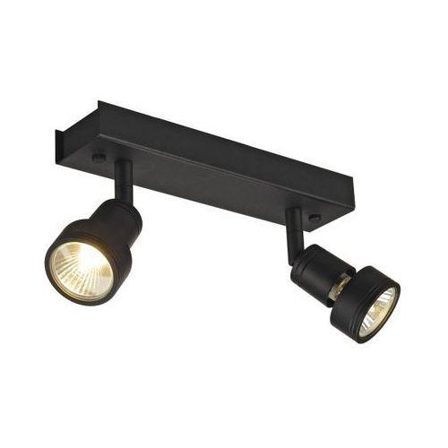Spotline Reflektorek podwójny puri 2 czarny, 147370