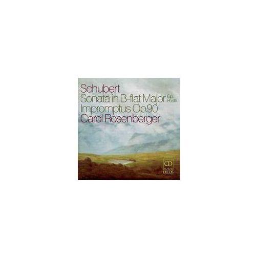 Delos international Sonata in b - flat / imprompt