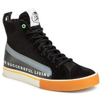 Sneakersy DIESEL - S-Dvelows Mid Y01987 P3009 H7815 Black/Suprout Green