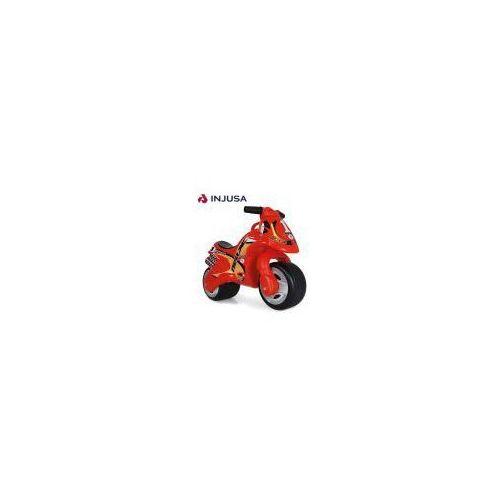 Injusa motocykl biegowy neox czerwony (8410964001906)