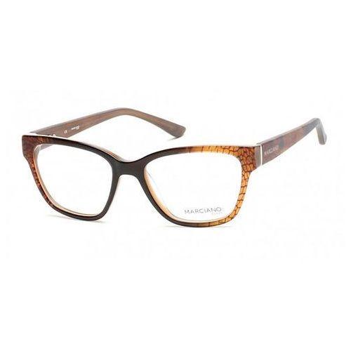 Guess Okulary korekcyjne  gm 0260 050