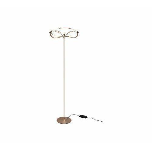 Trio Charivari 421210108 lampa stojąca podłogowa 1x31W LED brązowa