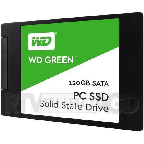 """Wd green 2,5"""" 120gb - produkt w magazynie - szybka wysyłka!"""