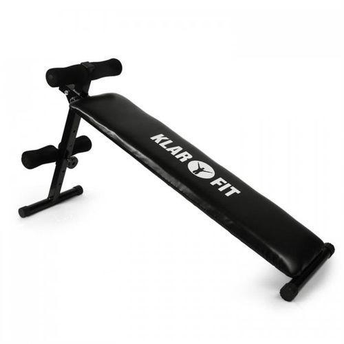 ławka do ćwiczeń w domu < 160 kg marki Klarfit