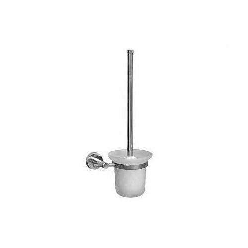 BISK FORYOU Szczotka WC z uchwytem, chrom 01182