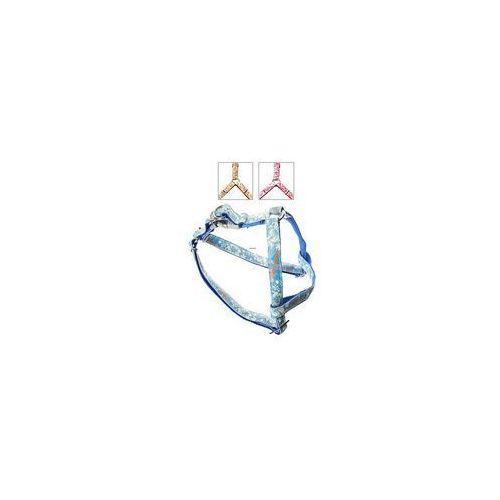 Zolux Szelki regulowane Envy Hula Reflect 15mm niebieskie [466285BL], 5344 (1930375)