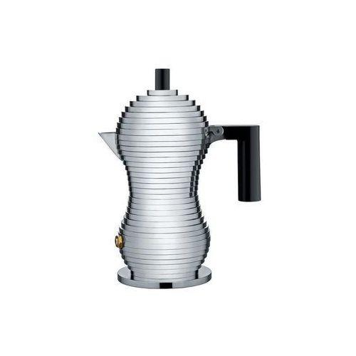 Zaparzacz do espresso Pulcina z czarnym uchwytem 70 ml, MDL021B