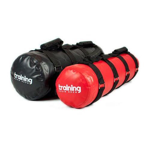Worek treningowy wypełniany wodą tsr 20 kg (czerwony) marki Trainingshowroom