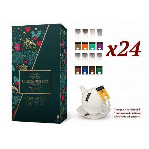 OKAZJA - Poznajsmaki.pl Kalendarz adwentowy z herbatą richmont 2019 (5907813306013)