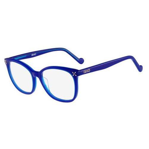 Okulary korekcyjne lj2621 434 marki Liu jo