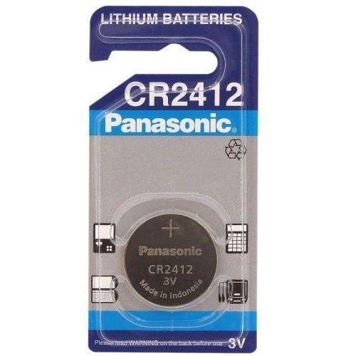 Bateria litowa  cr2412 marki Panasonic