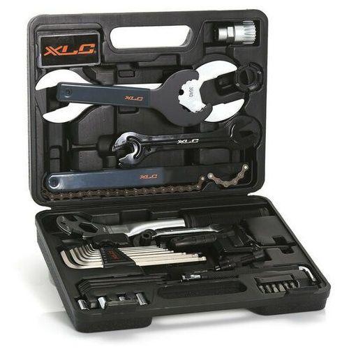 skrzynka na narzędzia to-s61 33-częściowy 2019 zestawy narzędzi marki Xlc