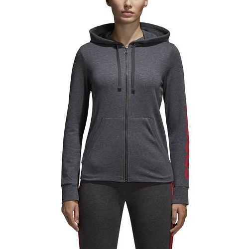 Adidas Bluza z kapturem essentials linear cf8803