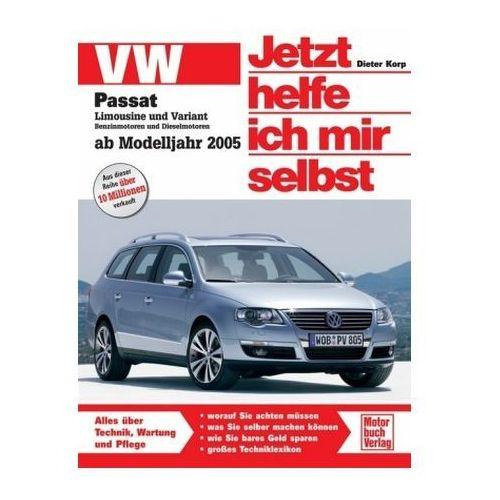 VW Passat Limousine und Variant (ab Modelljahr 2005) (9783613026902)