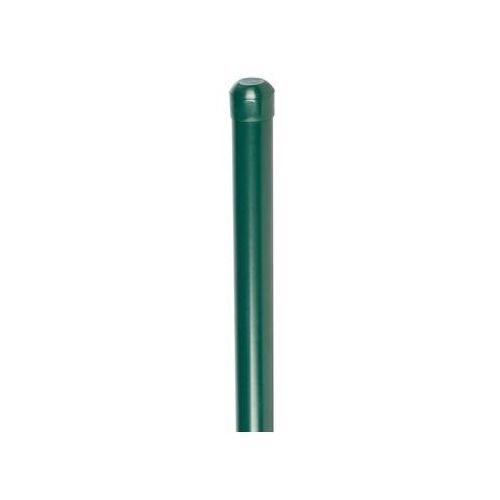 Arcelor mittal Słupek ogrodzeniowy do siatki 3,5 x 200 cm zielony
