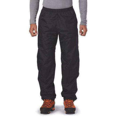 torrentshell spodnie materiałowe black, Patagonia, S-XXL
