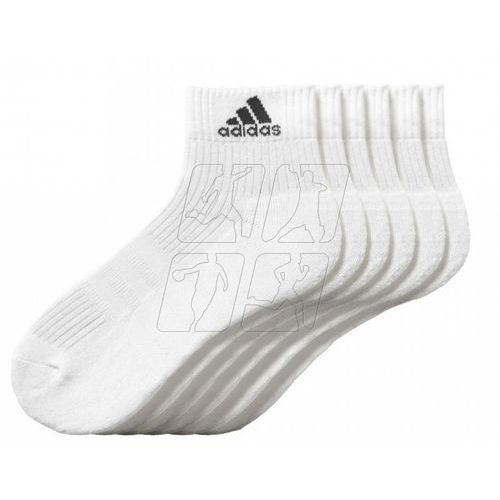 Skarpety adidas 3 Stripes Performance Ankle Half Cushioned 6pak AA2288