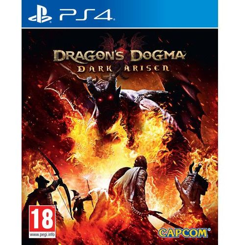 OKAZJA - Dragon's Dogma Dark Arisen (PS4)