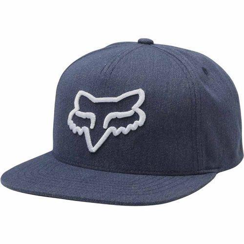 czapka z daszkiem FOX - Instill Snapback Hat Heather Midnight (491) rozmiar: OS