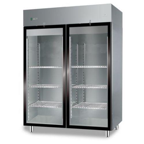 Dora metal Szafa chłodnicza z drzwiami przeszklonymi 1400 l, 1400x860x2000 mm | , dm-92109