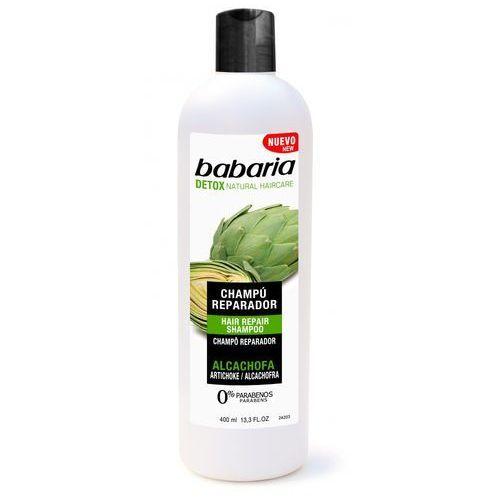 szampon naprawczy z wyciągiem z karczocha 400ml marki Babaria