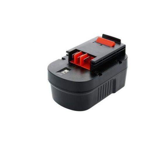akumulator / Nowa bateria Mitsu do laptopa Black&Decker CP14K, CP14KB