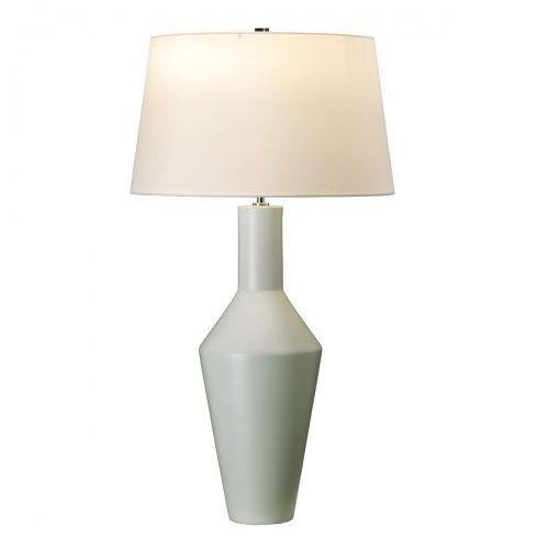 Leyton nocna leyton/tl 80cm ceramika-szałwiowy-biały marki Elstead