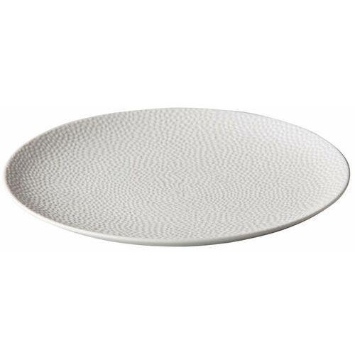 Talerz płytki Honeycomb biały | śr. 210 lub 275 mm