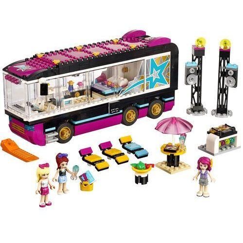 Lego FRIENDS Wóz koncertowy pop 41106. Najniższe ceny, najlepsze promocje w sklepach, opinie.