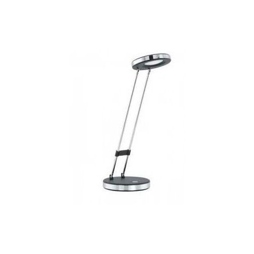 Lampa stołowa Eglo Gexo 93076 lampka oprawa 1x3W LED czarna/chrom (9002759930769)