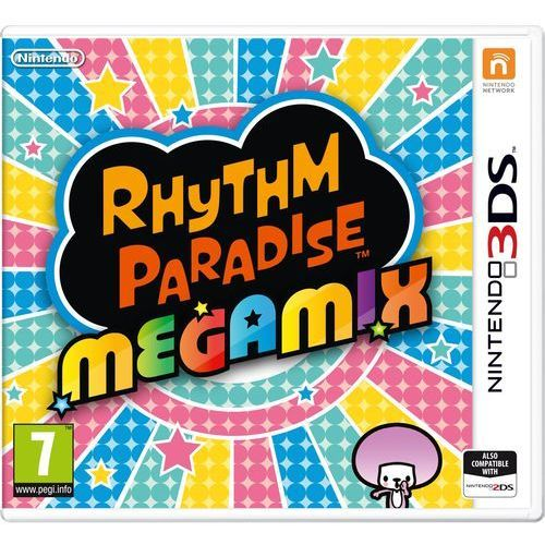 Nintendo Rhythm paradise megamix 3ds