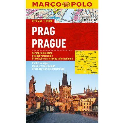 Prag. City Map 1:15 000 (ISBN 9783829730730)
