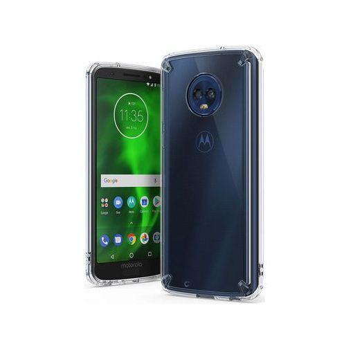 Etui Ringke Fusion Motorola Moto G6 Crystal Clear - Przezroczysty
